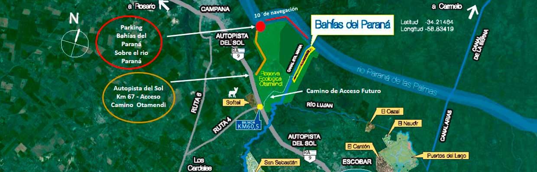 Bahías del Paraná